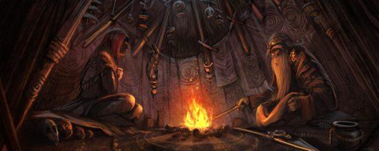 краткая история гипноза шаманы